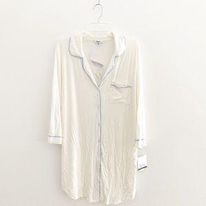 Other - Roudelain White Bride Button Robe 💋👠💍